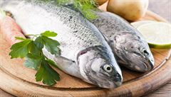 Pstruh lososovitý? Překvapivě chutná variace lososa. Inspirujte se jako v MasterChef Česko