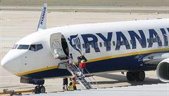Ryanair plánuje od března lety z Pardubic do španělského Alicante