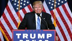 Slovem roku je podle autorů oxfordských slovníků 'post-truth'. I kvůli Trumpovi