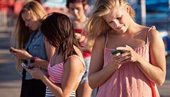 Čas strávený s mobilem odhalí, jestli trpíte depresí