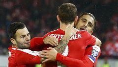 Kvalifikace o MS ve fotbale: Švýcaři vyhráli i počtvrté, slaví také Nizozemci