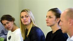 Kvitová i Plíšková mohou být světové jedničky, říká o tenisové rošádě kouč Kukal