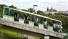 Turisty loni nejvíce lákala lanovka na Petřín, Pražský hrad se propadl na čtvrtou příčku
