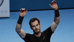 Murray to dokázal. Ve finále Turnaje mistrů porazil Djokoviče a rok zakončil jako jednička