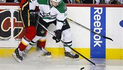 NHL: Krejčí a Faksa přispěli k výhrám Dallasu a Bostonu dvěma přihrávkami