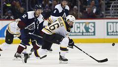 NHL: Krejčí gólem a asistencí zařídil výhru Bostonu, Faksova nahrávka nestačila