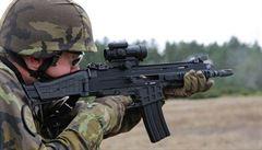 Obrana plánuje koupit od České zbrojovky tisíce pušek a pistolí navíc. Vyzbrojí jimi i Hradní stráž