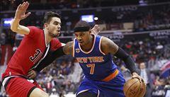 NBA: Washington se Satoranským porazil NY Knicks