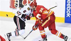 NHL: Kempný si připsal premiérový bod u vítězného gólu Chicaga