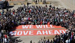 Klimatická konference v Maroku skončila. Proběhla ve stínu Trumpových výhrůžek