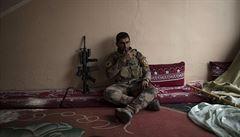 28 hodin v přední linii útoku na Mosul. Reportéři CNN zakusili obklíčení a plnou palbu IS