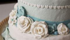 Sběratel vydražil 33 let starý kousek svatebního dortu princezny Diany