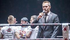 UFC je továrna na příběhy, Liga mistrů je pozadu, říká komentátor přenosů z MMA