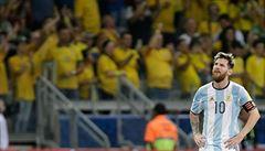 Messi a spol. jsou na kolenou. Šlágr v Brazílii prohráli Argentinci 0:3