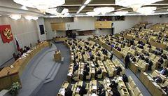 USA rozšířily sankce o dalších šest poslanců ruské dumy. Jde o zástupce Krymu