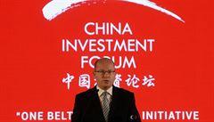 Stojíme o vyvážený obchod s Čínou, řekl Sobotka. Opatrně zmínil i lidská práva