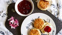 Domácí pečivo k snídani? Vyzkoušejte skotské tradiční scones