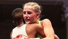 Boxerky Bytyqi i Sedláčková získaly stříbrný pás organizace WBC