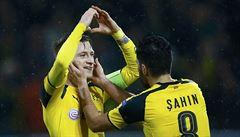 Rekordní přestřelka: Dortmund smetl Legii debaklem 8:4