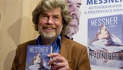 Ocenění z největších. Českého rekordmana Ondru pochválil legendární Messner