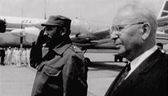 Polibky, kamzíci a Fučík jako inspirace. Jak Fidel Castro navštívil v roce 1972 ČSSR