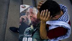 Kuba prožívá smutek. Castrův popel bude putovat Kubou na místo pohřbu