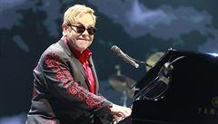 Rakeťák je zpátky. V Praze vystoupí Elton John na svém údajně posledním turné