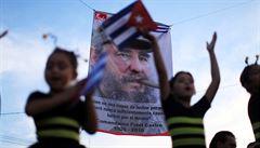 Kuba se loučí s Castrem. Trump hrozí ochlazením vztahů, pokud Havana nepřijme ústupky