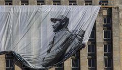 Castrova exmilenka: Fidel dostal od církve poslední pomazání
