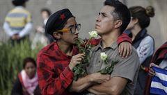 Lidé se zatím bojí přiznat radost, říká o Castrově smrti Slovák na Kubě