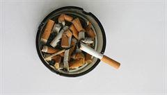 Češi se v kouření řadí k evropskému průměru, Slováci fajčí nejméně