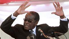 Mugabe prý dostal za rezignaci imunitu, chce umřít v Zimbabwe