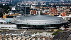 Ruský miliardář plánuje největší hokejovou arénu na světě. Vyrůst má v Petrohradě