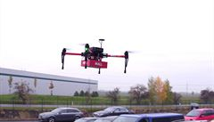 Drony třikrát narušily provoz pražského letiště. Jejich monitorování bude posíleno