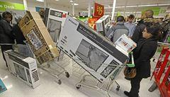 Vypukla olympiáda nakupování. I v Česku se snaží více propagovat Black Friday