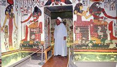 Mumifikované nohy patří královně Nefertari, potvrdili vědci