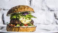 Burger ze čtyř typů masa. V bistru Meat & Greet si zaručeně pochutnáte