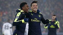 Vaclík dostal od Arsenalu čtyři góly, Basilej v evropských pohárech končí