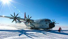 Druhý muž na měsíci Buzz Aldrin byl evakuován z jižního pólu, v 86 letech