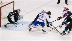 San Jose prodloužilo v NHL vítěznou sérii nad Montrealem