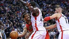 NBA: Toronto dosáhlo na nejvyšší výhru ve své historii