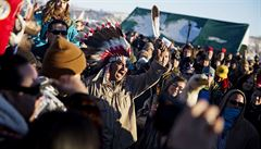 Siouxové vyhráli nad ropovodem. Zkazit radost jim ale může prezident Trump