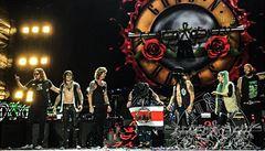 Do Prahy zamíří Guns N' Roses. Zahrají 4. července v Letňanech