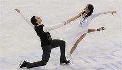 Mafiánský kmotr tancuje. Dobruslí Čech a Kanaďanka až na olympiádu?