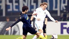 Penalta mě štve, na Interu jsme měli vyhrát, kaje se sparťan Dočkal