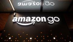 Amazon otevře první samoobsluhu. Nakupovat se bude bez pokladen