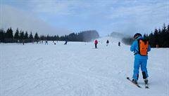 Skiareál Špindlerův Mlýn staví lanovku z Míseček na Medvědín. Bude stát 50 milionů korun