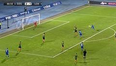 VIDEO Střelecký hit internetu? Alžířan vstřelil parádní 'letecký gól'
