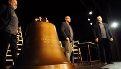 Zvonky se ujaly. Nadace má dost peněz na zvon, který bude připomínat Václava Havla