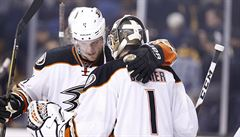 NHL: Krejčího gól Bostonu nepomohl, Jágr se přiblížil Messierovi